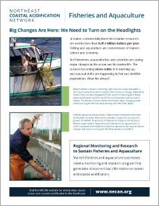 One-Page Overview for Fishing and Aquaculture Industries